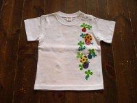 手描きTシャツ「てんとうむし」KID'S